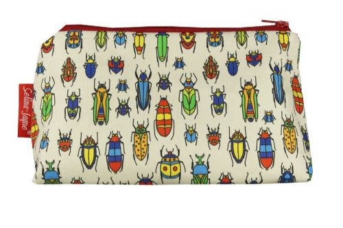 Selina-Jayne Insects Limited Edition Designer Cosmetic Bag